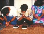 Christians Praying for the Persecuted