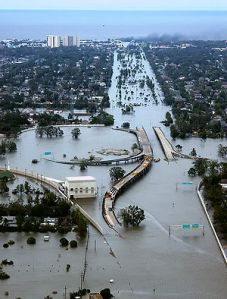 Sin judgment hurricane katrina flooding