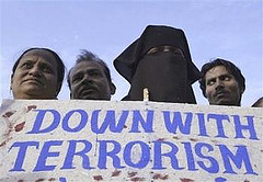 Down with Muslim Terror