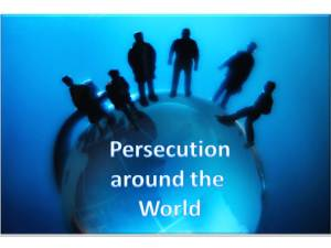 Persecution global