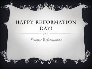 Reformation Tyndale english persecution