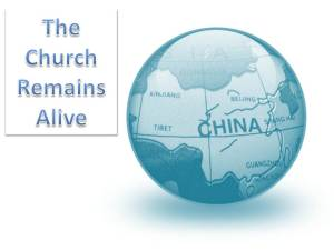 Christian Church China Persecution