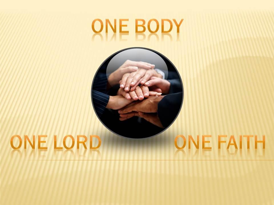 Making Unity Stick in the Church Body – Gregory C  Cochran