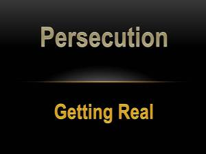 Christian Persecution Real