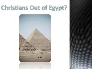 Christian persecution egypt copt