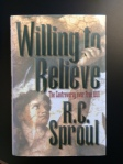 Book Willing Believe Free will sovereignty
