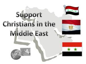 Christian persecution middle east