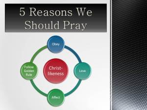 Greg Cochran Prayer for Persecuted Christians
