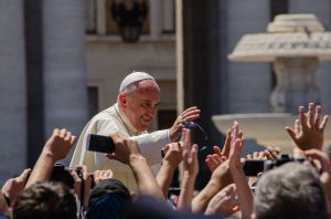 Pope speaks against Christian persecution Albania communism