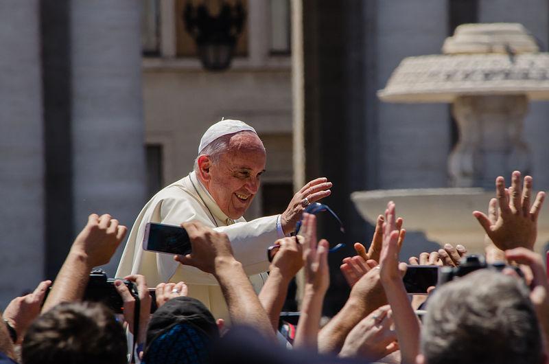 Pope speaks against Christian persecution Albania communism