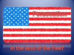 persecution-american-flag